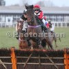 Zero does the business at Fakenham.