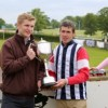Young Jockeys continue the Yard's winning ways.