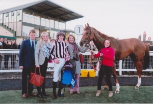 Challico winners enclosure
