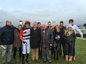 West Buck RC members at Taunton Jan 16